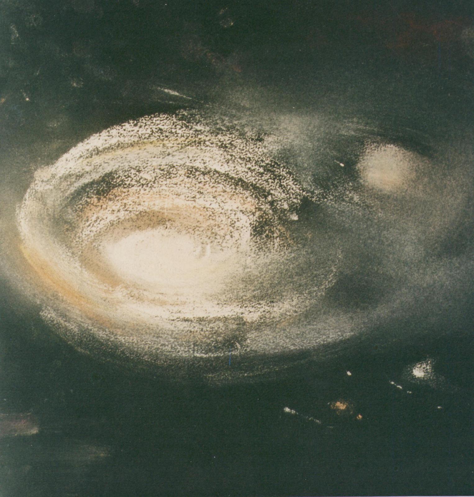 pastell_kern-der-galaxie