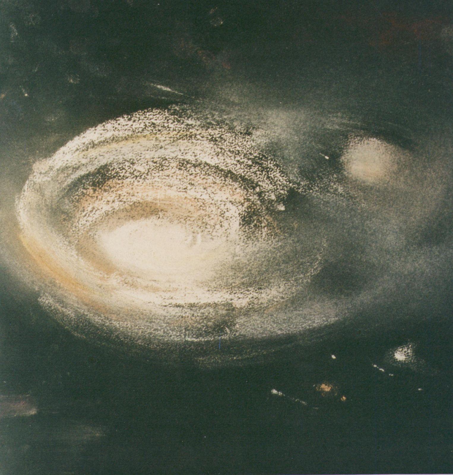 Kern der Galaxie